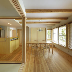分譲地の正しい街並みを提案するパッシブデザイン住宅