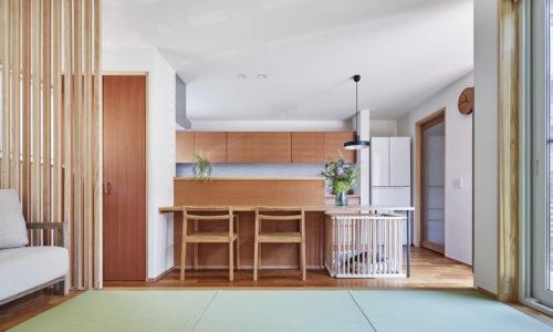 建築と暮らしとが調和した職人技の光る家