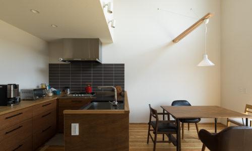 快適を追求したパッシブデザイン住宅