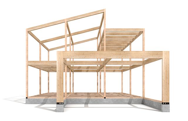 SE工法、耐震等級3、構造計算、地震に強い、耐震、3階建て