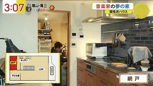 イマナマ 家さんぽ 注文住宅 2階リビング 納戸 家事スペース DIY